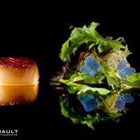 Fine art Seafood Haute cuisine gastronomie Art of lighting food photography